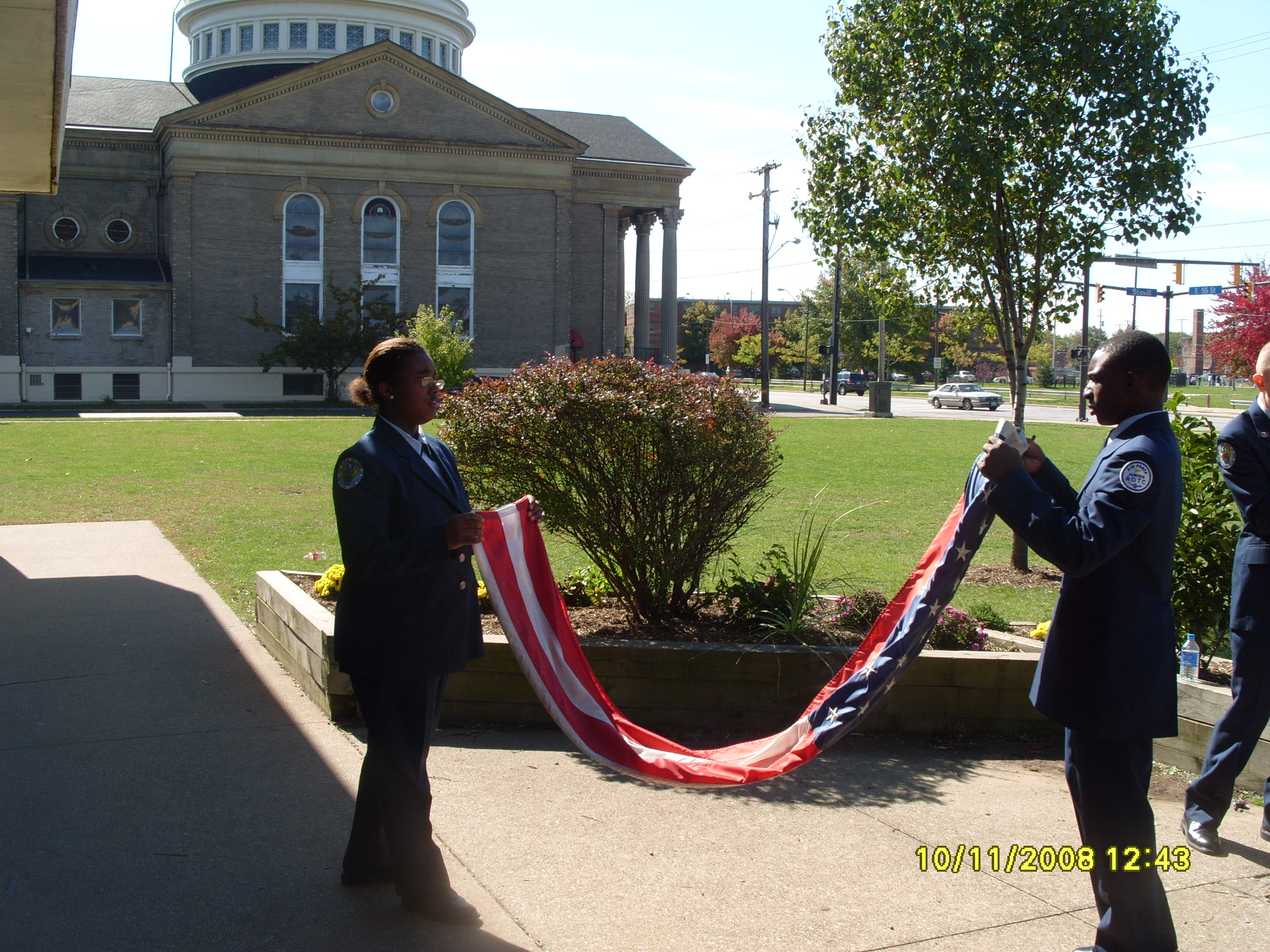 100th_Anniv_Beautification/color_guard.JPG