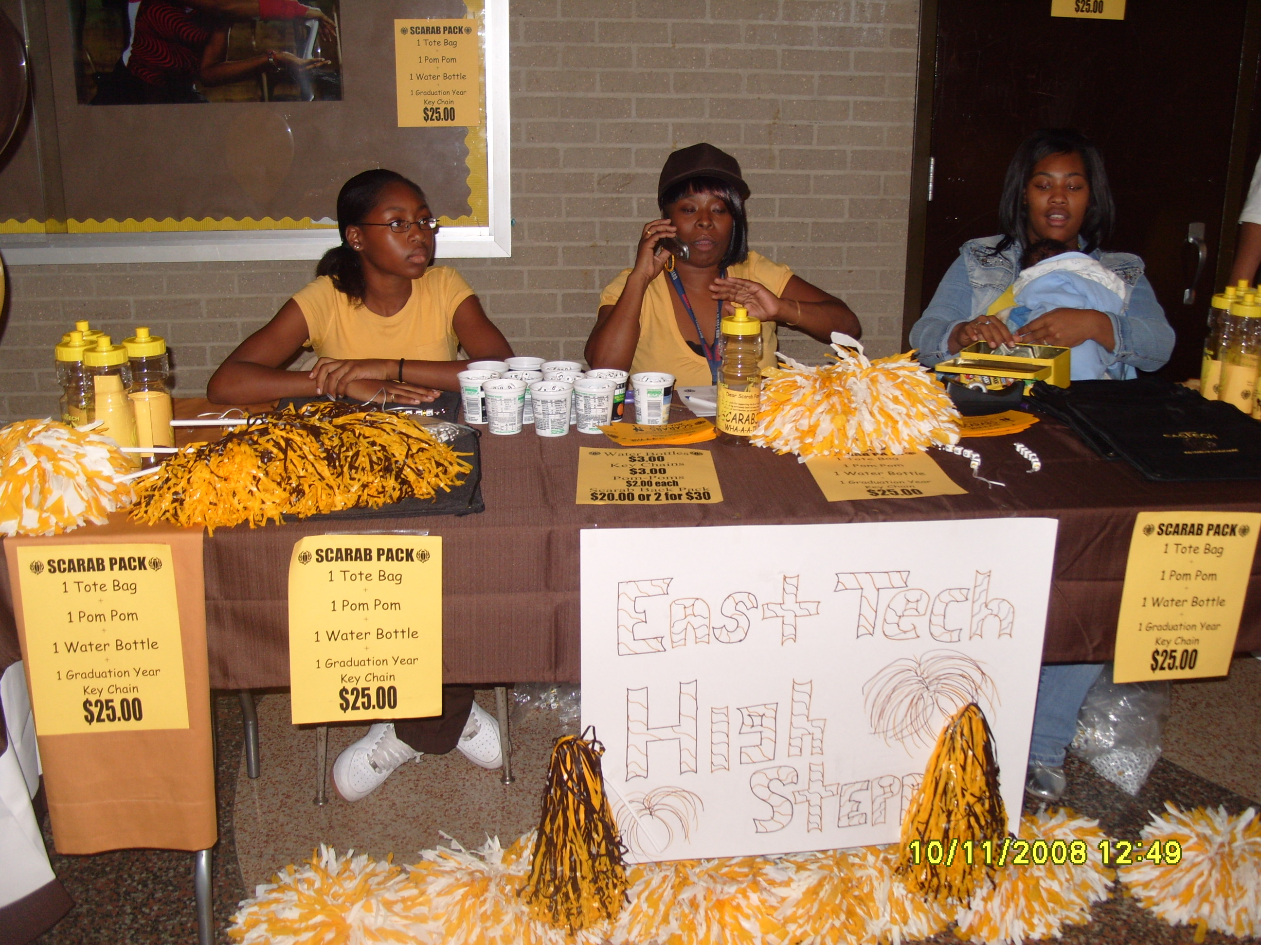 100th_Anniv_Beautification/high_steppers.JPG