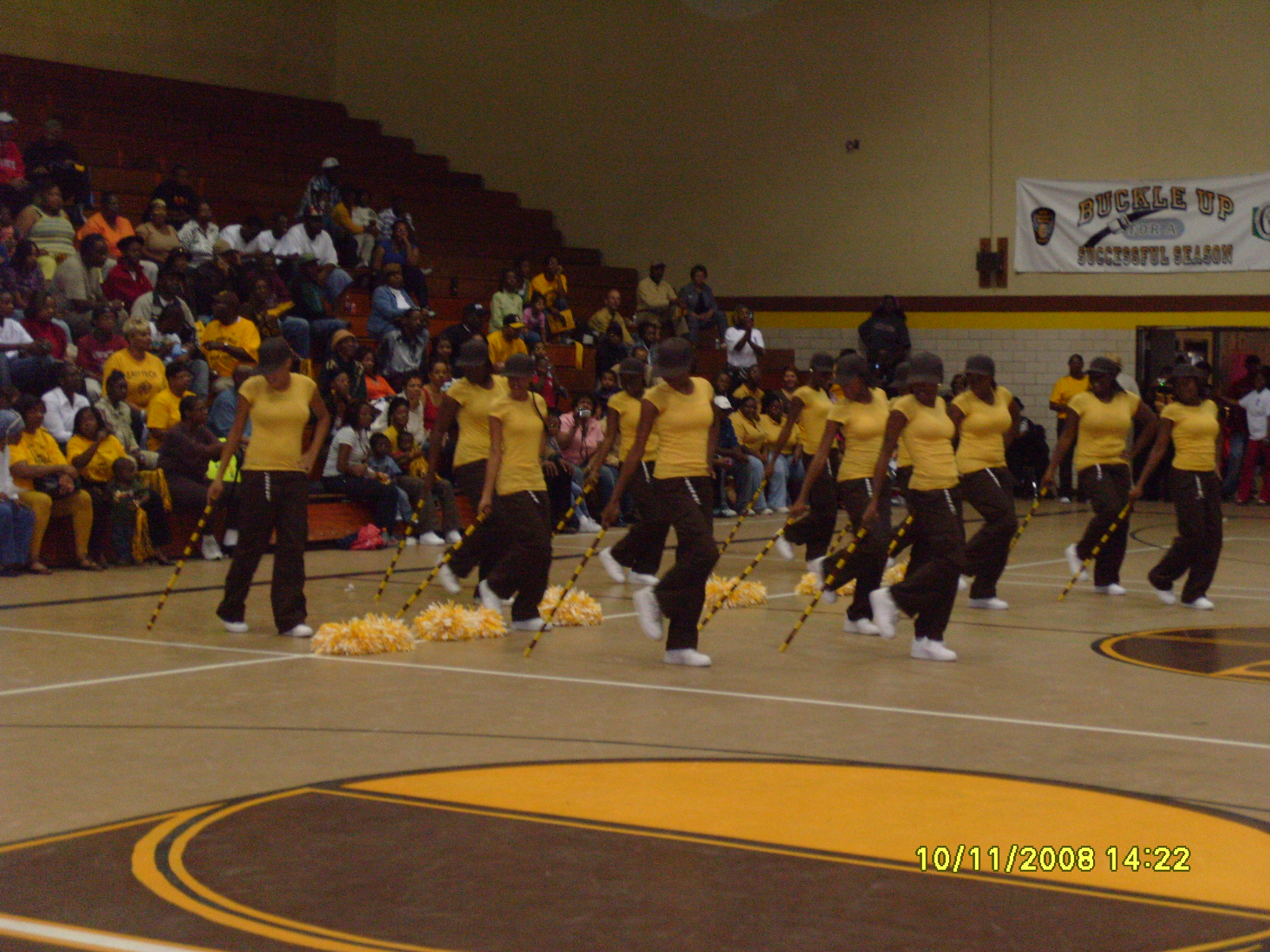 100th_Anniv_Beautification/high_steppers3.JPG